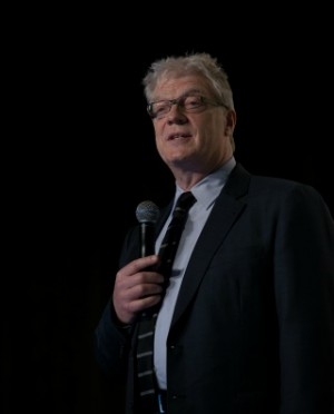 Sir Ken Robinson - 2014 ASCD Annual Conference